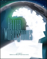AFABW Short Story Book Released: Better World Stories