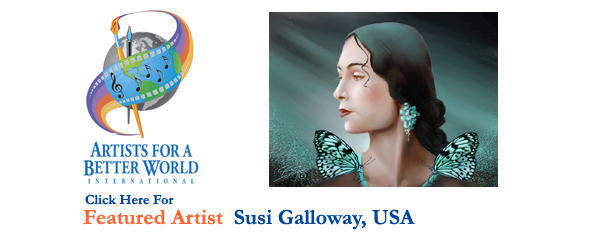 Susi Galloway, Featured Artist, USA