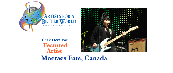 Moeraes Fate, Featured Artists, Canada
