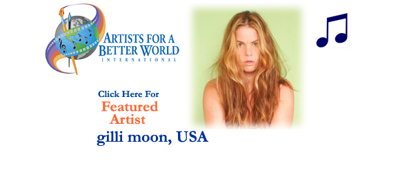 gilli moon, Featured Artist, USA