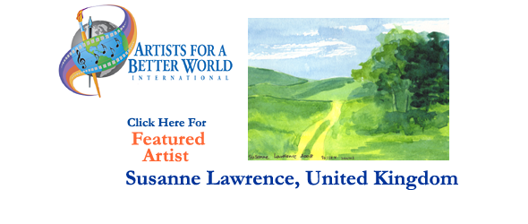 Susanne Lawrence, Featured Artist, United Kingdom