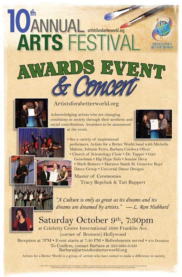 2010 AFABW Awards Event & Concert