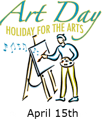 Art Day, April 15th