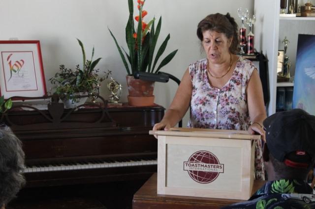BARBARA CORDOVA OLIVER