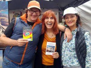 Tim Corbo, Lynda Hubbard, Lauren Perreau