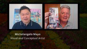 Michelangelo Mayo, Mail Artist